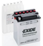 EXIDE CONVENTIONAL 12N14-3A