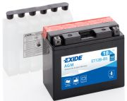 EXIDE MAINTENANCE FREE ET12B-BS