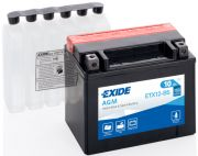 EXIDE MAINTENANCE FREE ETX12-BS