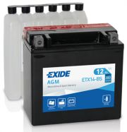 EXIDE MAINTENANCE FREE ETX14-BS